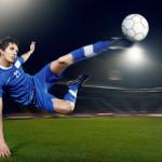 การแข่งขันฟุตบอลที่มีลักษณะที่เป็นทางการ