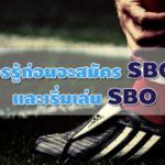 สิ่งที่ควรรู้ก่อนจะสมัคร SBOBET และเริ่มเล่น SBO