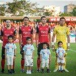 """สโมสรฟุตบอล """"Bangkok United – แบงค็อก ยูไนเต็ด"""" ไทย พรีเมียร์ลีก"""
