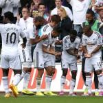 """สโมสรหงส์ขาว """"Swansea City – สวอนซี ซิตี้"""" พรีเมียร์ลีก"""
