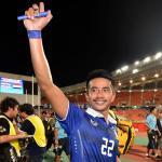 """ประวัตินักเตะ """"ธนา ชะนะบุตร"""" ศูนย์หน้าทีมชาติไทย"""